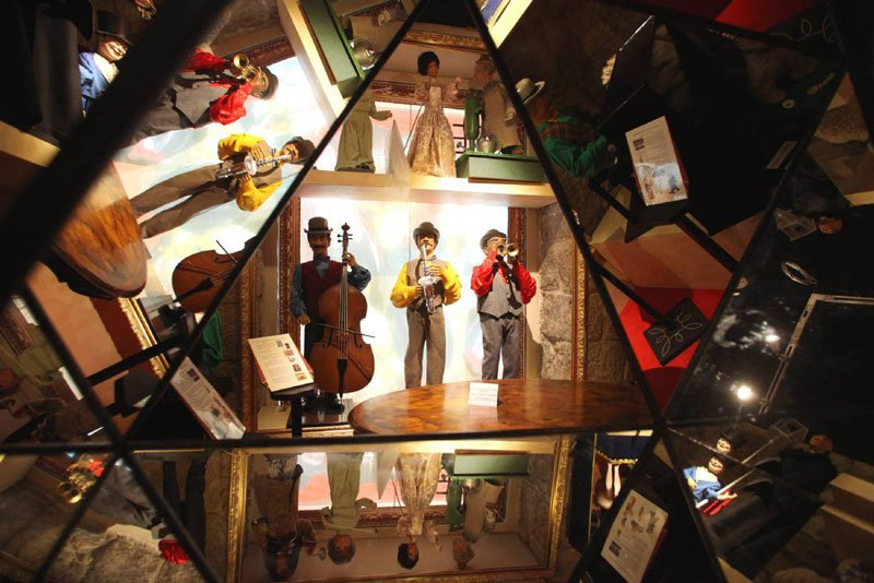 Museum of Curiosities and the Unusual in Nice