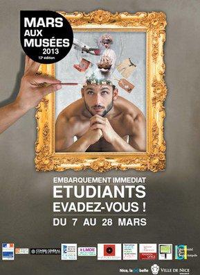 Mars aux Musées