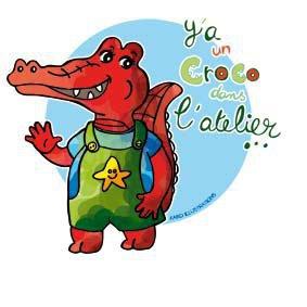 Les stages au CroCo  Y Avait Un Crocodile