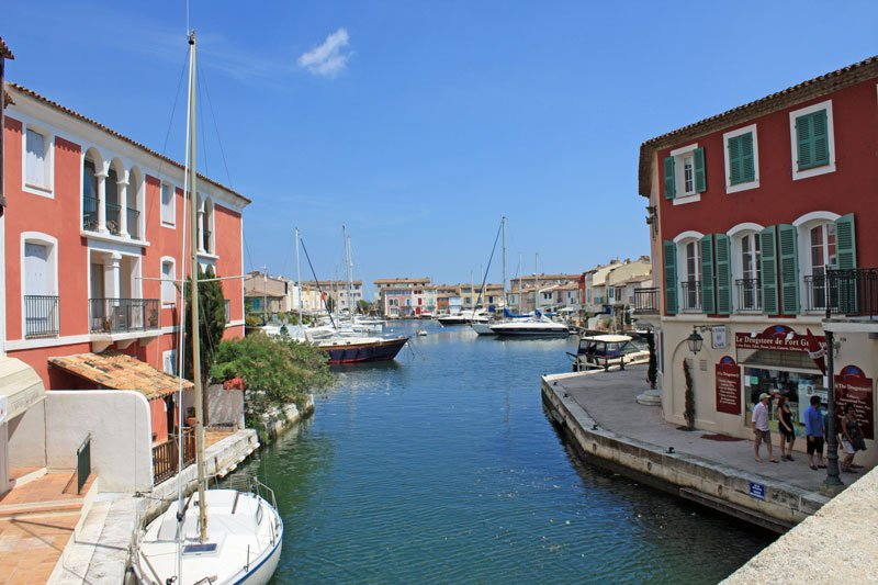 Escapade PortGrimaud - Port grimaud location