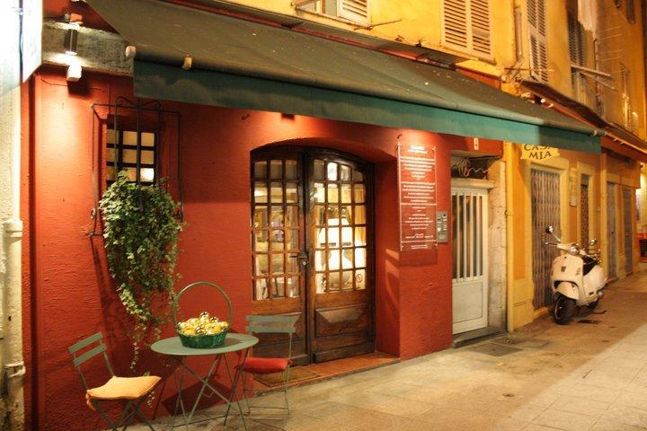 Restaurante Oliviera em Nice