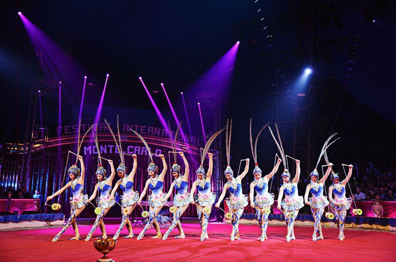 festival du cirque de monte carlo monaco cte dazur