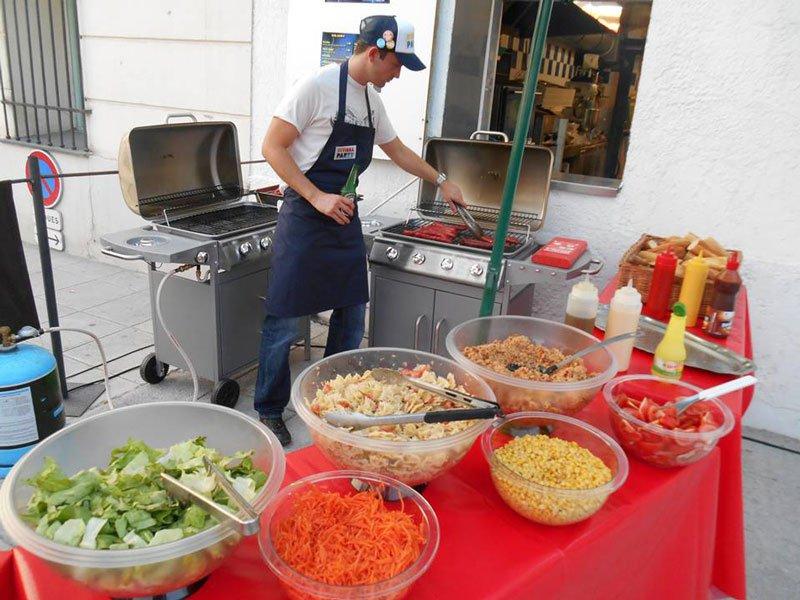 Soirées Food & Fiesta au Jazz Rock Café