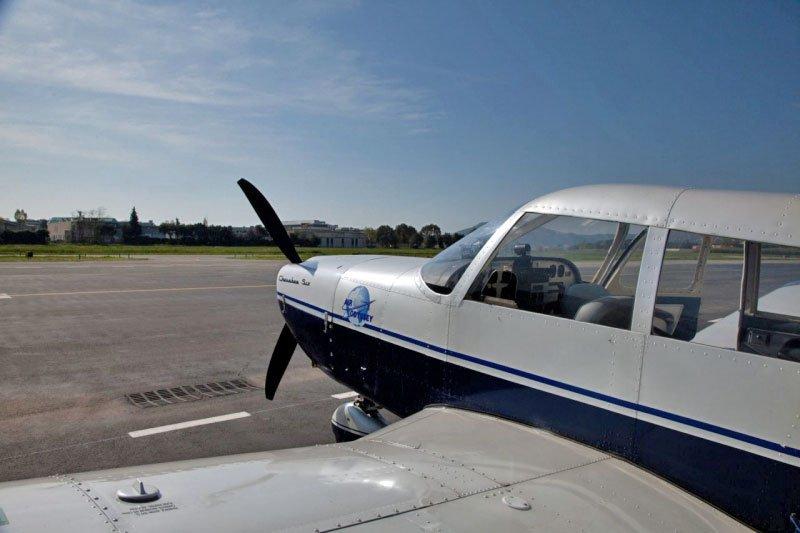 Découvrez la Côte d'Azur en avion