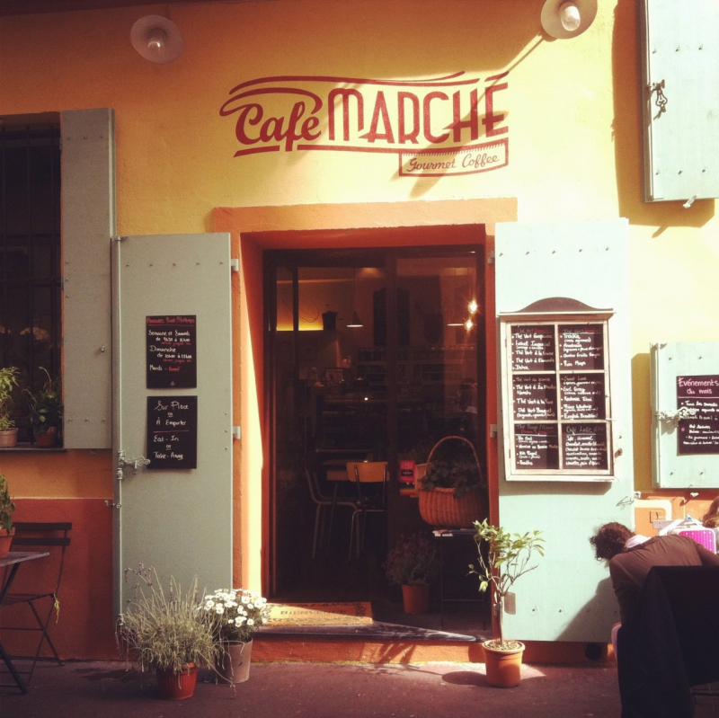 Le Café Marché