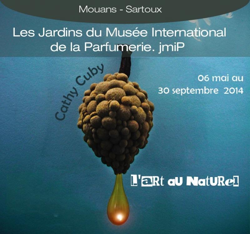 Les evnements du mois de juin aux muses de grasse - Jardin du musee international de la parfumerie ...