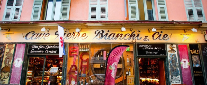photo Bianchi winery in Nice