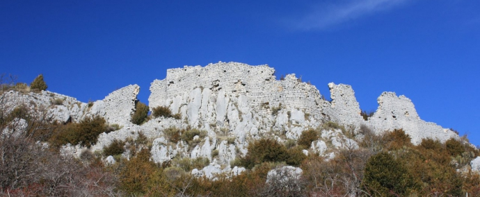 photo Le Castellaras de Thorenc