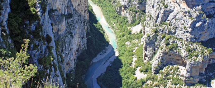 photo Escapade dans les gorges du Verdon