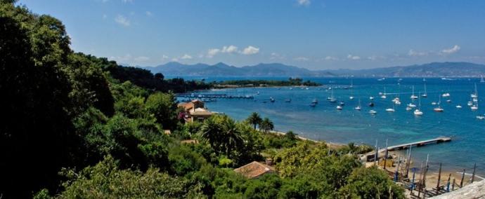 Escapade Promenade sur l\'île Sainte Marguerite