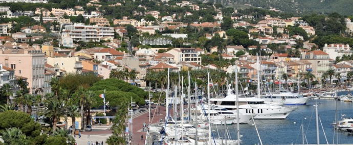 photo Stroll around Bandol