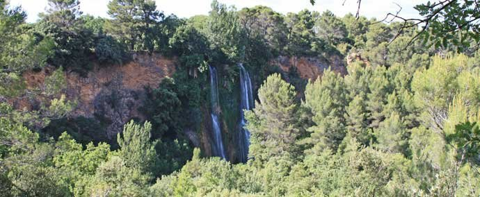 photo Sillans-la-Cascade