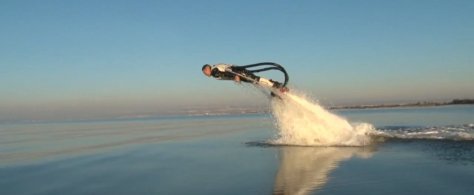 photo Flyboard