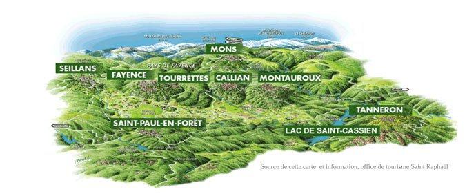 Les villages perchés du Pays de Fayence - Webstore
