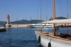 Excursion around the port of Saint-Tropez