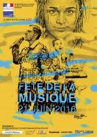 Fête de la musique sur la Côte d'Azur