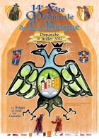 La Brigue returns to the Middle Ages