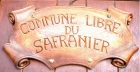 The free commune of Le Safranier