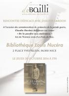 Signature du roman De la Poudre aux Moineaux