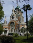 Les Monuments Russes de la Côte d'Azur
