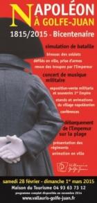 Bicentenaire du débarquement de Napoléon