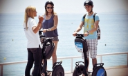 Explore Nice in a Segway