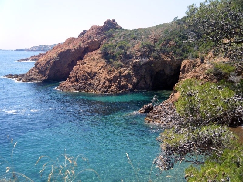 The beaches in the Var department - Tourism Cte d'Azur