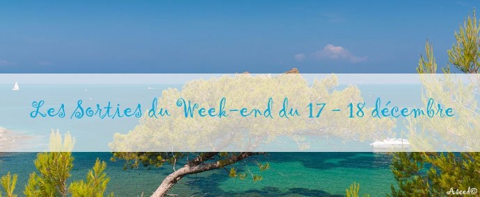 photo Les sorties du Week-end