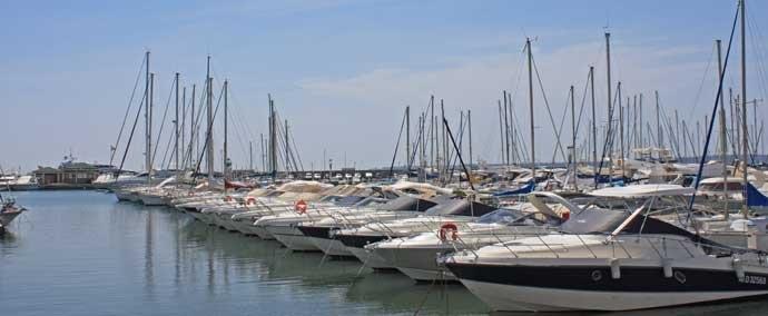 port public, port de plaisance a golfe-juan