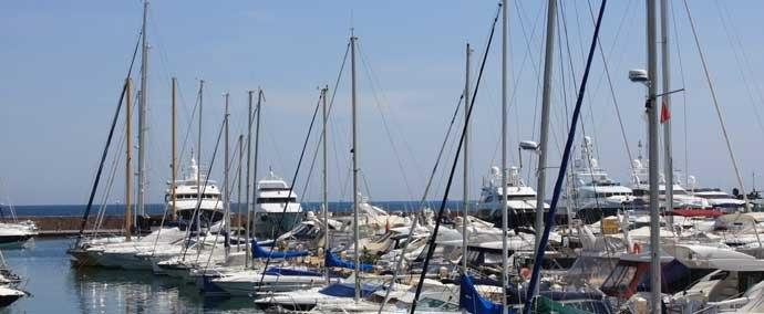 port de la napoule, port de plaisance a mandelieu-la-napoule