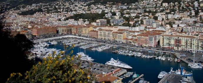Port lympia informations port de plaisance nice - Restaurant port de saint laurent du var ...