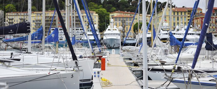 port lympia, marina a nice
