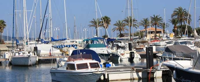 port privé, port de plaisance à cavalaire-sur-mer