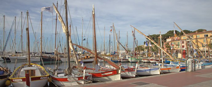 port de plaisance, marina at sanary-sur-mer