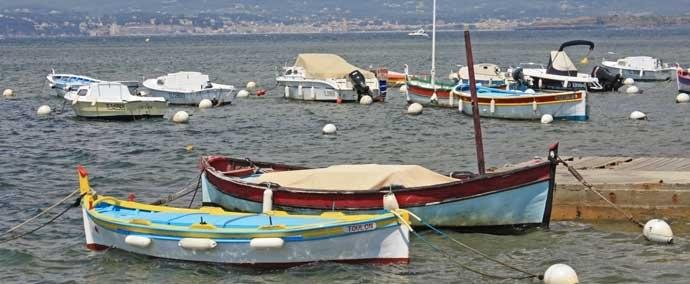 port du brusc, port de plaisance a six-fours-les-plages