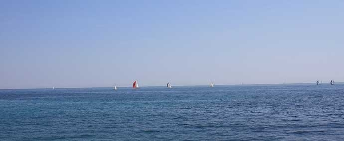 port de la coudouliиre, port de plaisance   six-fours-les-plages