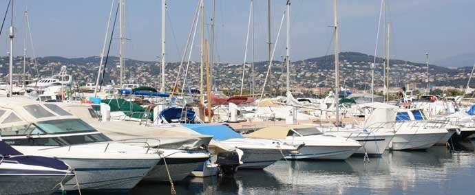 port gallice, port de plaisance   antibes juan-les-pins