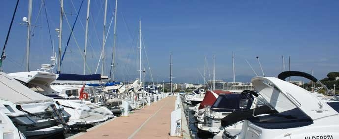 port gallice, marina at antibes juan-les-pins