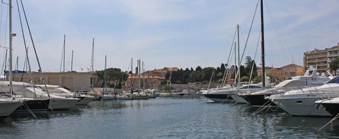 port de plaisance, marina at beaulieu-sur-mer
