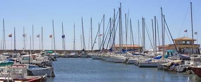 port de miramar, port de plaisance in la londe-les-maures