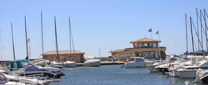 port de miramar, port de plaisance à la londe-les-maures