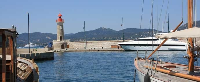 port de plaisance   saint-tropez