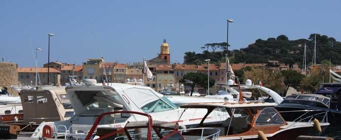 port de plaisance a saint-tropez