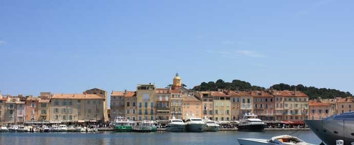 port de plaisance, marina at saint-tropez
