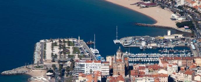 port vieux port, port de plaisance a saint-raphaël