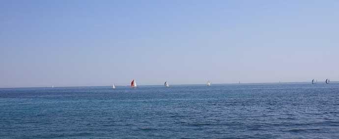 port la galиre, port de plaisance   thйoule-sur-mer