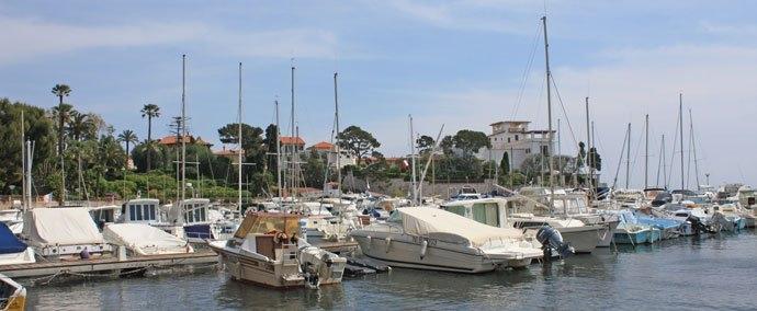 port de pierre fourmi, port de plaisance   beaulieu-sur-mer
