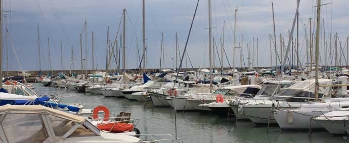 port de plaisance, marina at saint-laurent-du-var