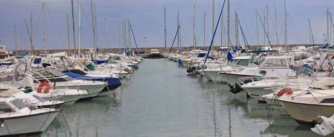 port de plaisance, marina a saint-laurent-du-var