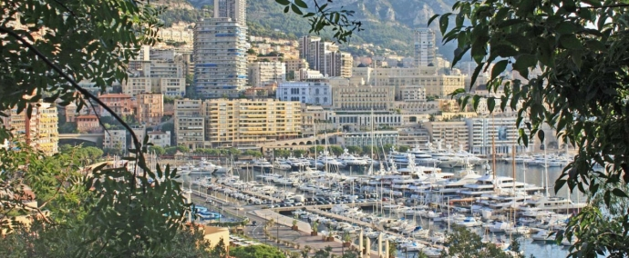 port hercule, marina at monaco